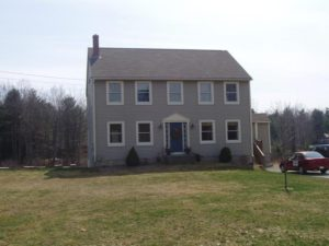 New Construction - Colonial Home in Durham, Maine