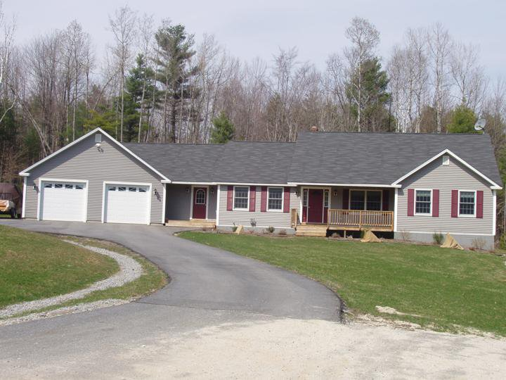 New Construction - Ranch with Garage